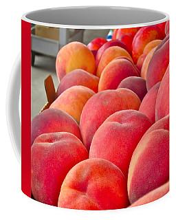Peaches For Sale Coffee Mug