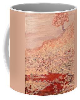Peachy Day Coffee Mug