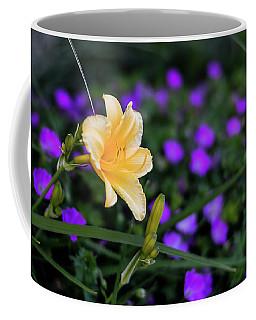 Peachy Purple Coffee Mug