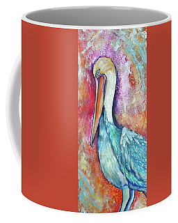 Peacock Envy Coffee Mug