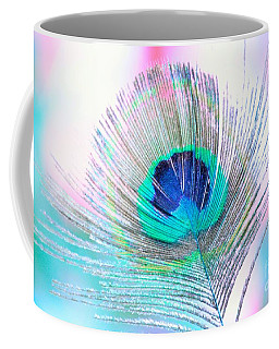 Peacock Pride Coffee Mug