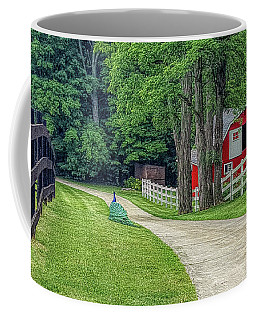 Peacock Ranch Coffee Mug