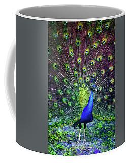 Peacock Series 9801 Coffee Mug
