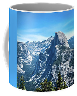 Peak Of Half Dome- Coffee Mug