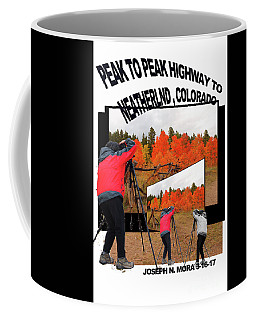 Peak To Peak Highway Coffee Mug