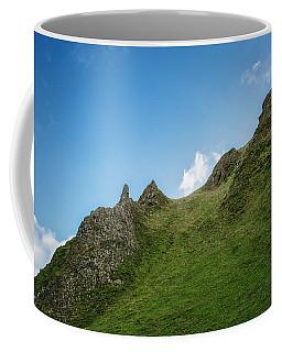 Peaks Coffee Mug