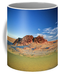 Peaks Of Jockey's Ridge Coffee Mug