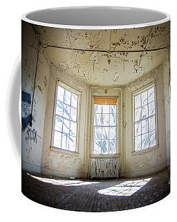 Pealing Walls Coffee Mug