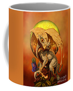 Peanut Butter Dragon Coffee Mug
