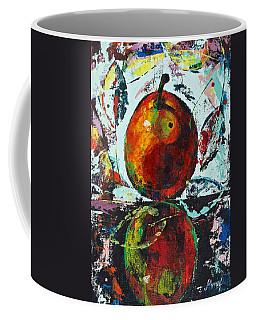 Pear And Reflection Coffee Mug