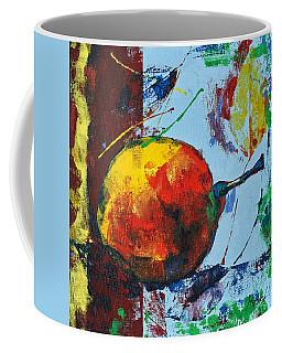 Pear And Sun Coffee Mug