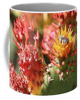 Pear Bee Coffee Mug