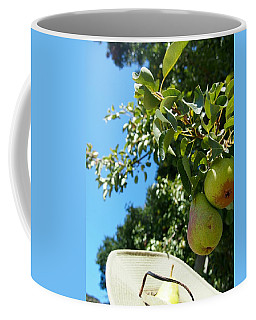 Pear Picking@newzealand Coffee Mug