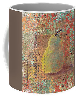 Pear Coffee Mug