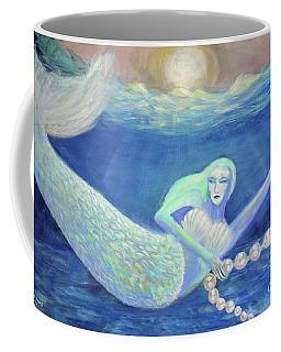 Pearl Of The Sea Coffee Mug