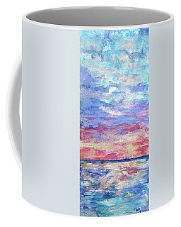 Pearly Sunset Coffee Mug