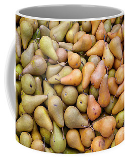 Pears At The Harvest Coffee Mug