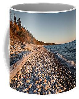 Pebble Beach Autumn    Coffee Mug