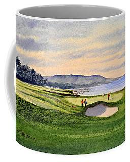 Pebble Beach Golf Course Coffee Mug