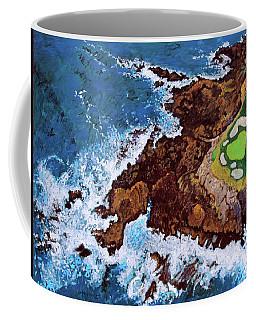 Pebble Beach Golf Course Coffee Mug