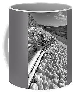 Pebble Beach Winter Coffee Mug