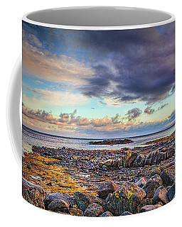 Pebbles And Sky  #h4 Coffee Mug