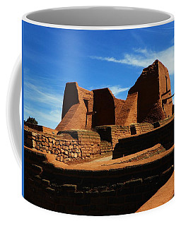 Pecos New Mexico Coffee Mug by Joseph Frank Baraba