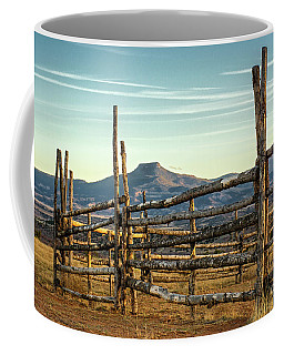 Pedernal Coffee Mug