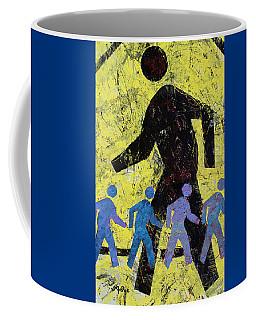 Pedestrian Coffee Mug