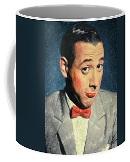 Pee-wee Herman Coffee Mug