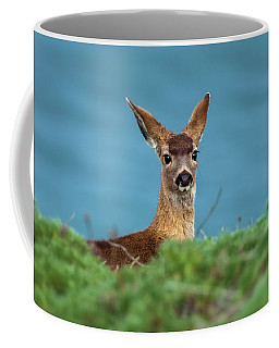 Peek-a-poo Coffee Mug