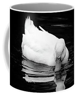 Peek-ing Duck Coffee Mug