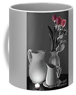 Peeking In Thru The Window Coffee Mug