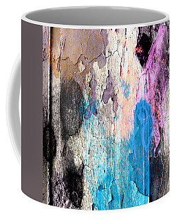 Peeling Paint Coffee Mug by Jessica Wright