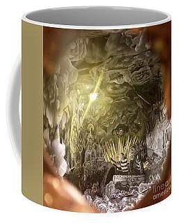 Peephole Coffee Mug