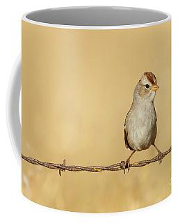 Peeping In On You Coffee Mug