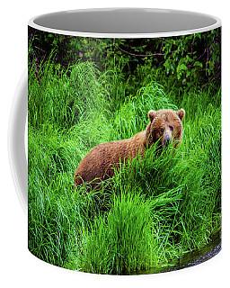 Peeping Coffee Mug