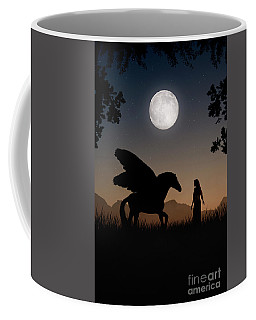 Pegasus Coffee Mug