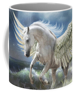 Pegasus Rising Coffee Mug