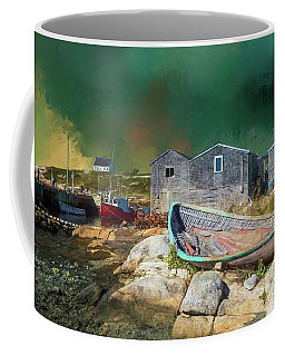 Peggy's Cove Coffee Mug