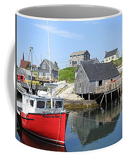 Peggy's Cove, Nova Scotia Coffee Mug