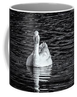 Pekin Duck Monochrome Coffee Mug