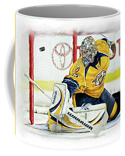Pekka Rinne II Coffee Mug