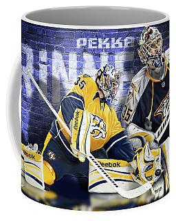 Pekka Rinne IIi Coffee Mug