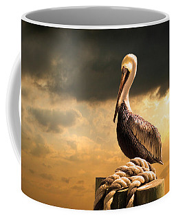 Pelican After A Storm Coffee Mug