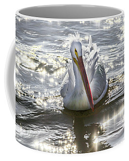 Pelican Dream Coffee Mug by Ray Congrove