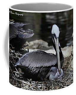 Pelican Hug Coffee Mug