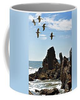 Pelican Inspiration Coffee Mug
