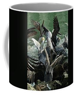 Pelican Mosh Pit Coffee Mug