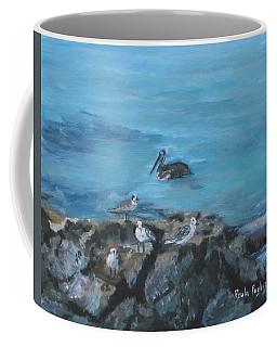 Pelican Patrol Coffee Mug